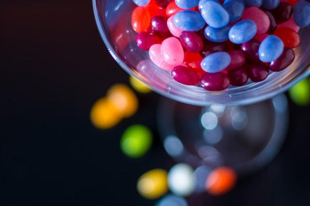About pick and mix candy